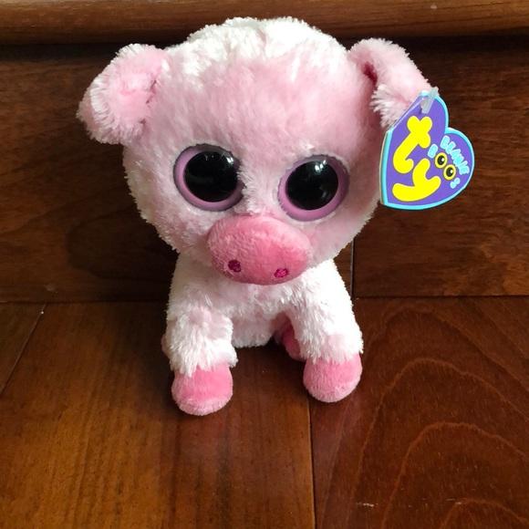 f939a748518 Pig beanie boo